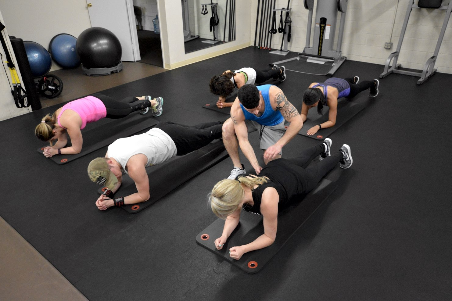 Ultimate Condition Fitness Corporate Boot Camp